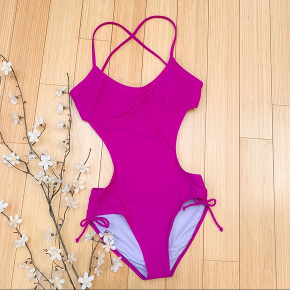 f4a23d0cc6 PRANA Ravi one piece bathing suit monokini, S. M_5c805e9645c8b3ffd8a4bbd9